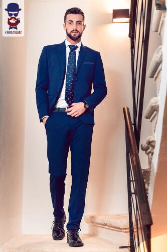 #Barba Italiana a stílusos férfi