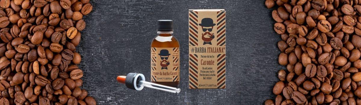 #Barba Italiana Caronte szérum foltos arcszőrzetre