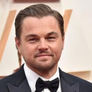 Leonardo DiCaprio jellegeztesen kerek arcformával rendelkezik