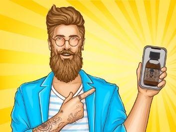 Miért jó a #Barba Italiana Tiziano szakállolaj?