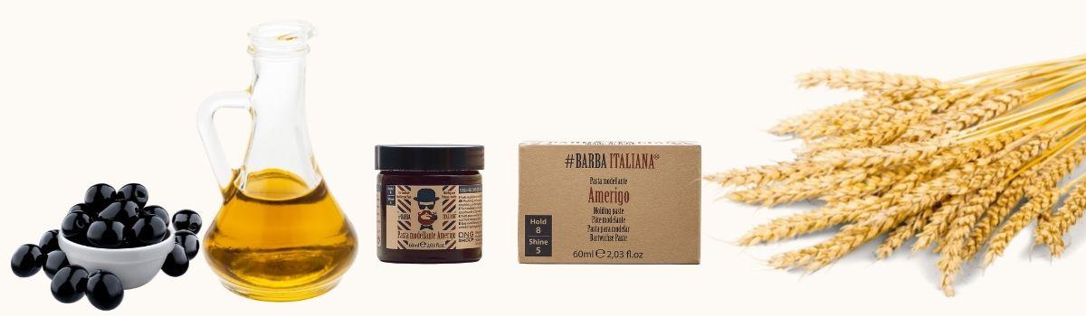 #Barba Italiana Amerigo szakállformázó paszta