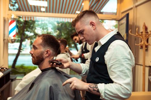 No.1 Barber Szalon